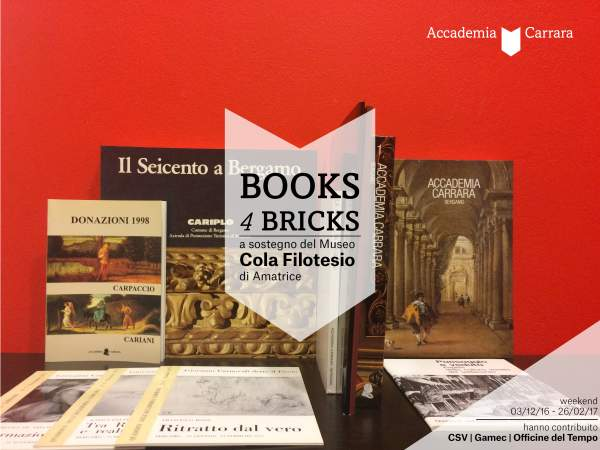 books 4 bricks immagine